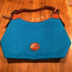 New with Tags Dooney and Bourke Turquoise handbag